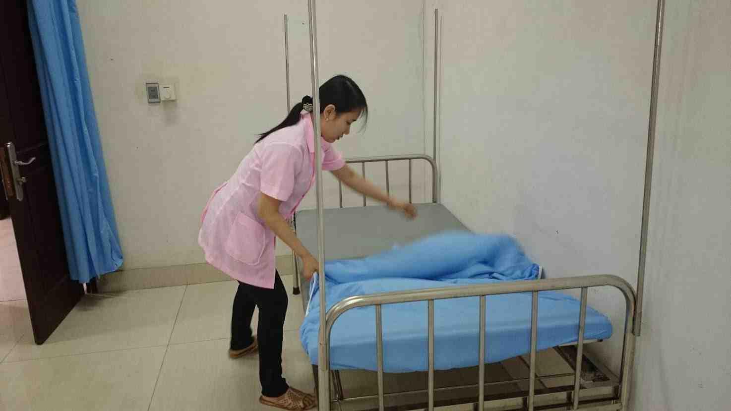 Phòng khám nội thần kinh tâm thần của Viện Y học bản địa Việt Nam
