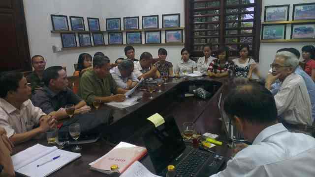 Viện Y học bản địa Việt Nam thăm quan xứ sở Chùa Vàng