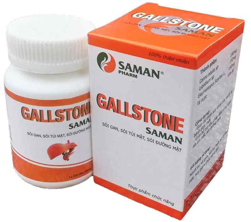 Đánh giá hiệu quả hỗ trợ điều trị sỏi mật bằng chế phẩm thảo dược Gallstone Saman trên thử nghiệm lâm sàng diện rộng.